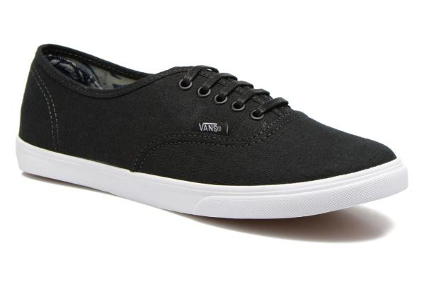 Vans authentic lo pro noir